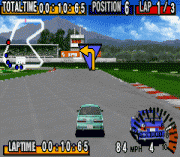 Play 4 Games on One Game Pak (racing) Online
