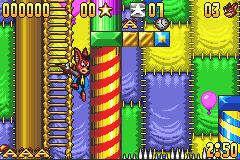 Play Aero the Acro-Bat – Rascal Rival Revenge Online