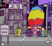 Play Alien Hominid Online