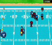 Play Backyard Football Online