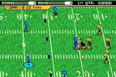 Play Backyard Football 2006 Online