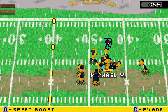 Play Backyard Sports – Football 2007 Online