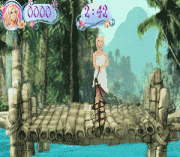 Play Barbie as the Island Princess Online