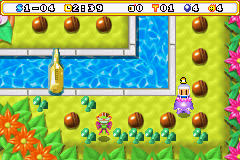 Play Bomberman Max 2 – Blue Advance Online