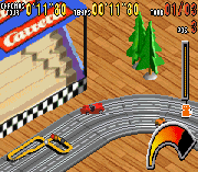 Play Carrera Power Slide Online