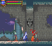 Play Castlevania – Aria of Sorrow Online