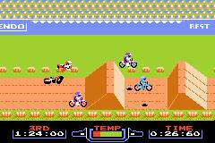 Play Classic NES Series – Excitebike Online