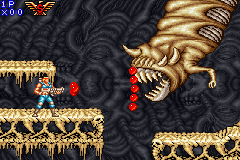 Play Contra Advance (prototype) Online