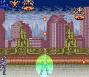 Play Contra Hard Spirits Online
