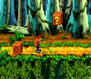 Play Crash Bandicoot – The Huge Adventure Online