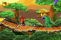 Play Crash Bandicoot Advance – Wakuwaku Tomodachi Daisakusen! Online
