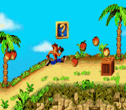 Play Crash Bandicoot Advance 2 – Guruguru Saimin Dai-panic! Online