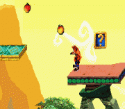 Play Crash Bandicoot Fusion Online