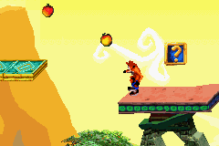 Play Crash Bandicoot Fusion Online