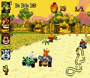 Play Crash Nitro Kart Online