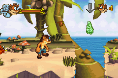 Play Crash of the Titans Online