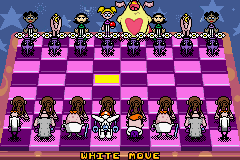 Play Dexter's Laboratory – Chess Challenge Online