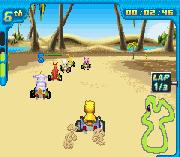 Play Digimon Racing Online