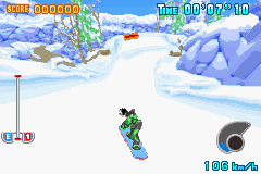 Play Disney Sports – Snowboarding Online