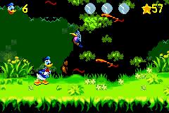 Play Donald Duck Advance Online