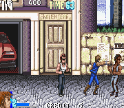 Play Double Dragon Advance Online