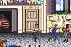 Play Double Dragon Advance Online Play All Game Boy Advance