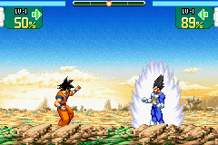 WARRIORS SUPERSONIC GBA FR TÉLÉCHARGER DBZ