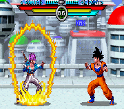 Play Dragon Ball Z – Taiketsu Online