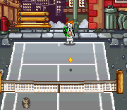 Play Droopy's Tennis Open Online