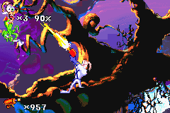 Play Earthworm Jim 2 Online