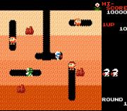 Play Famicom Mini 16 – Dig Dug Online