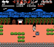 Play Famicom Mini 20 – Ganbare Goemon! – Karakuri Douchuu Online