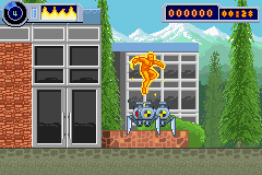 Play Fantastic 4 – Flame On Online