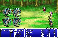 Play Final Fantasy I & II – Dawn of Souls – Mod of Balance Online