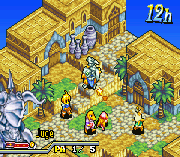 Play Final Fantasy Tactics Advance Online