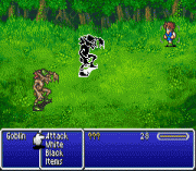 Play Final Fantasy V Advance – Custom Classes Online