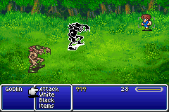 Play Final Fantasy V Advance – Custom Classes Online
