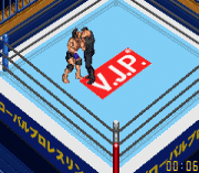 Play Final Fire Pro Wrestling – Yume no Dantai Unei! Online