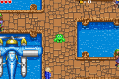 Play Frogger's Journey – The Forgotten Relic Online