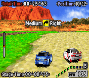 Play GT Advance 2 – Rally Racing Online