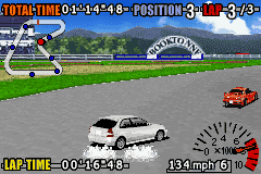Play GT Advance 3 – Pro Concept Racing Online