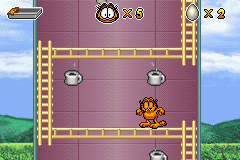 Play Garfield and His Nine Lives Online