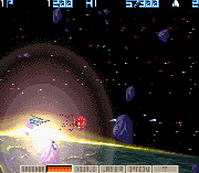 Play Gradius Galaxies Online