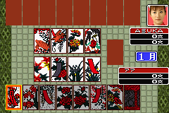 Play Hanafuda Trump Mahjong – Depachika Wayounaka Online