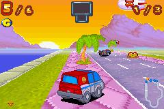 Play Inspector Gadget Racing Online