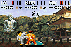 Play International Karate Advanced Online