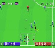 Play J-League Winning Eleven Advance 2002 Online