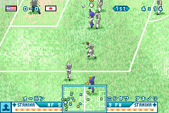 Play Jikkyou World Soccer Pocket 2 Online