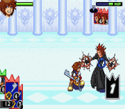 Play Kingdom Hearts – Chain of Memories Online