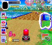 Play Konami Krazy Racers Online